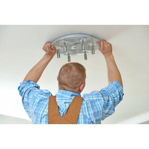 LED panel szerelési díja